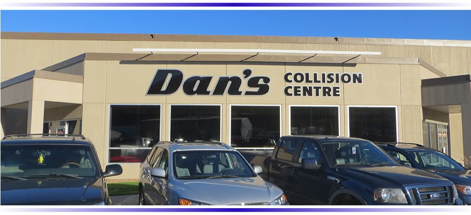Dan's Collision Centre